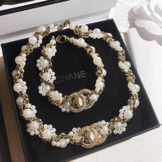 CHANEL - Chanel シャネル ネックレス ブレスレット