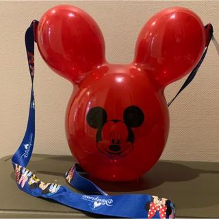 Disney - 香港ディズニー限定 ミッキーバルーン型ポップコーンケース