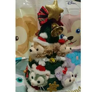 Disney - ダッフィーのクリスマスツリー