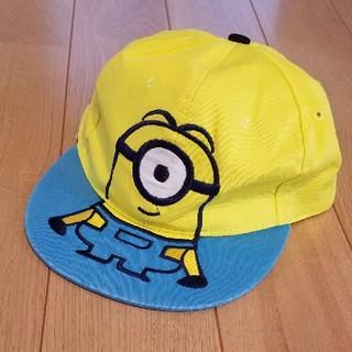 ミニオン(ミニオン)の50~55㎝ ミニオン キャップ 帽子(帽子)