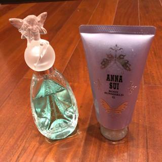 アナスイ(ANNA SUI)のアナスイ ボディークリームand香水(ボディクリーム)
