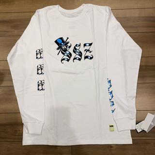 ビームス(BEAMS)のRVCA × SSZ LONG SLEEVE TEE(Tシャツ/カットソー(七分/長袖))