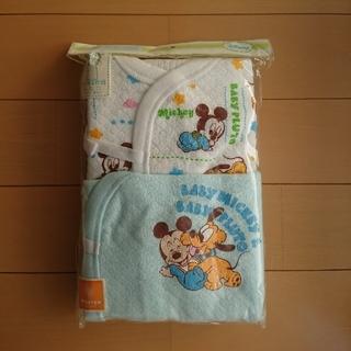 西松屋 - 新生児長下着 七分袖 2枚組