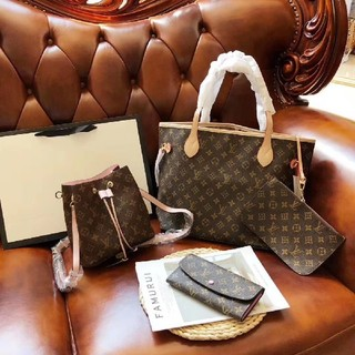 LOUIS VUITTON - 手提げ袋買い物袋