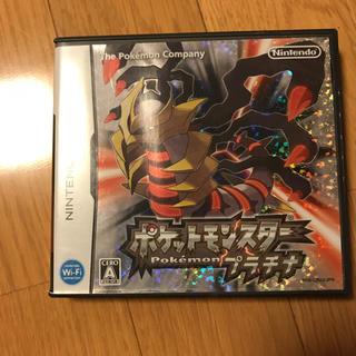 ニンテンドーDS - ポケットモンスター プラチナ DS