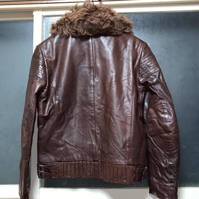 Lewis Leathers(ルイスレザー)のバーベイム レザージャケット メンズのジャケット/アウター(レザージャケット)の商品写真