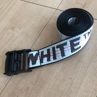 OFF-WHITE - Off-White オフホワイト インダストリアル ベルト