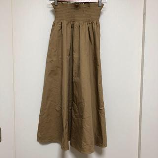 GU - 年内処分 / スカート / ロングスカート