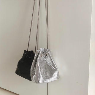 BEAUTY&YOUTH UNITED ARROWS - Chenille glitter bag
