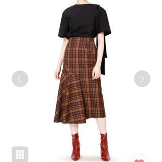 ルシェルブルー(LE CIEL BLEU)のルシェルブルー 今期 スカート(ひざ丈スカート)