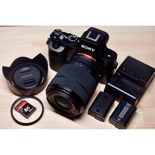 SONY - SONY α7 初代と FE 28-70mm f3.5-5.6 レンズキットです