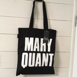 MARY QUANT - SALE マリークワント v&a トートバッグ ヴィクトリア&アルバート