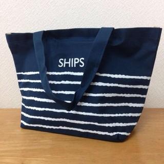 シップス(SHIPS)のShips × With バッグ(トートバッグ)