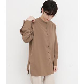 KBF - バンドカラーシャツ