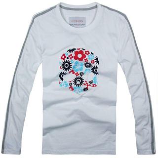 HYDROGEN - ★正規品(22CT7485WH)ハイドロゲン メンズ 長袖Tシャツ【XXL】