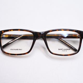 Saint Laurent - SAINT LAURENT サンローランパリ メガネ 眼鏡 鼈甲 未使用 正規
