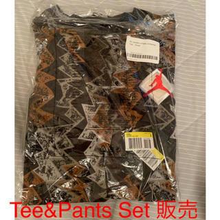 NIKE - NIKE×Patta Air Jordan 7  TEE &shorts