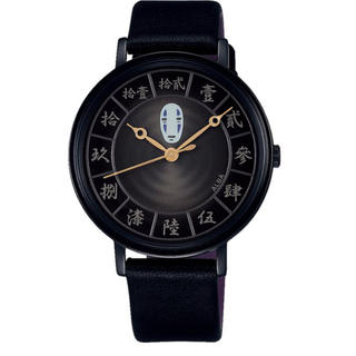 アルバ(ALBA)の新品 SEIKO ACCK708 千と千尋の神隠し カオナシデザイン 限定モデル(腕時計(アナログ))
