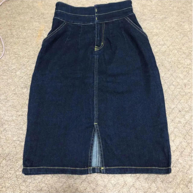 COCO DEAL(ココディール)のCOCO DEAL デニムタイトスカート レディースのスカート(ひざ丈スカート)の商品写真
