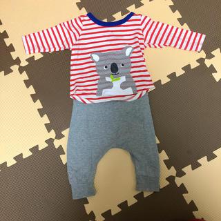 アカチャンホンポ - 赤ちゃん本舗 腹巻き長袖パジャマ