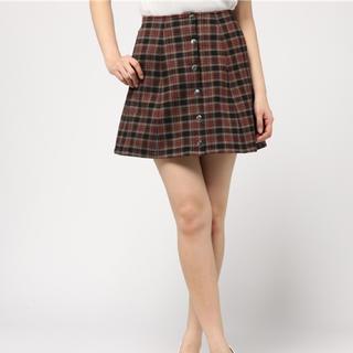 レディアゼル(REDYAZEL)の【REDYAZEL】台形スカート(ミニスカート)