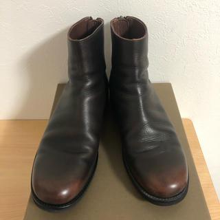 パドローネ(PADRONE)のパドローネ 41 26㎝ 茶系ブーツ シャークソール Padrone (ブーツ)