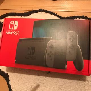 Nintendo Switch - ニンテンドースイッチ 新型 グレー 10/27購入