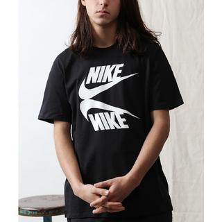 NIKE - FREAK'S STORE別注 NIKE反転ロゴ Tシャツ 逆スウォッシュ