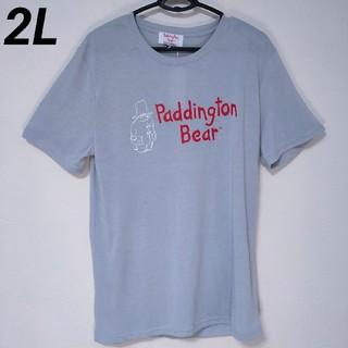 Disney - パディントン❗️ 2L 半袖 Tシャツ 男女兼用 新品未使用 タグ付き
