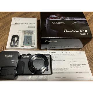 Canon - G7X MARK 2