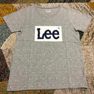 リー(Lee)のLee ドット柄 Tシャツ(Tシャツ(半袖/袖なし))