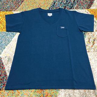 リー(Lee)のLee VネックTシャツ(Tシャツ(半袖/袖なし))
