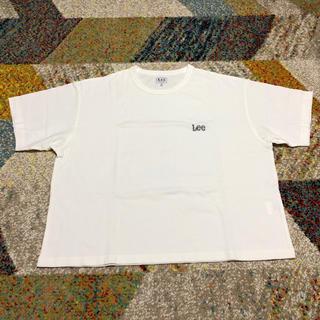リー(Lee)のLee ロゴTシャツ(Tシャツ(半袖/袖なし))