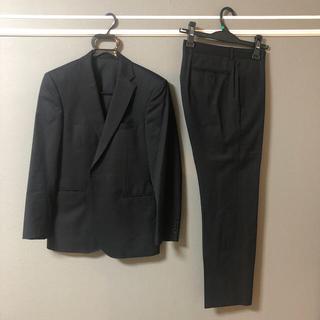 アオヤマ(青山)のpuku様専用 2点スーツ 黒系 (スーツジャケット)