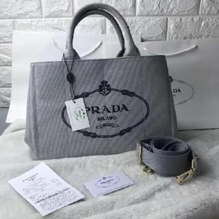 PRADA - PRADAカナパトートバッグ