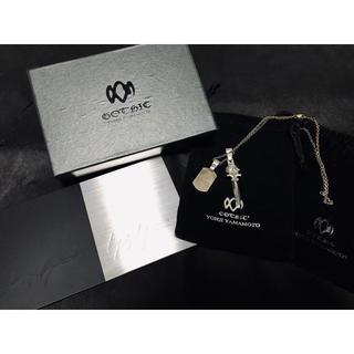 Yohji Yamamoto - 【完売品】ヨウジヤマモト  ウルフダガー&ドッグタグ ネックレス 2set