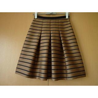 ジャスグリッティー(JUSGLITTY)の23区☆可愛らしいスカート(ひざ丈スカート)