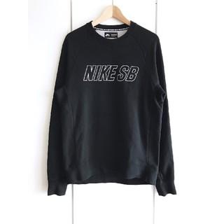 NIKE - 【新品同様】ナイキ/NIKE SB『エベレット』ビッグロゴスウェット/トレーナー