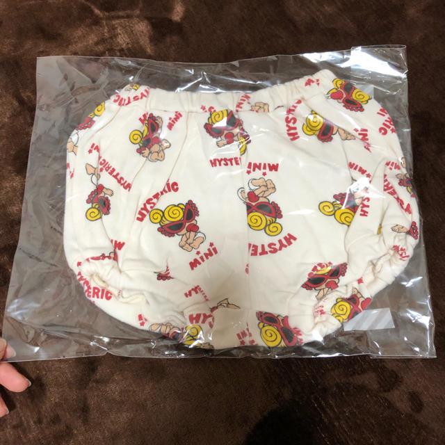 HYSTERIC MINI(ヒステリックミニ)のヒスミニ ブルマ キッズ/ベビー/マタニティのベビー服(~85cm)(パンツ)の商品写真