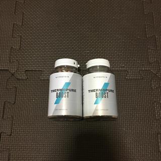 マイプロテイン(MYPROTEIN)のマイプロテイン   サーモピュアブースト2個セット(ダイエット食品)