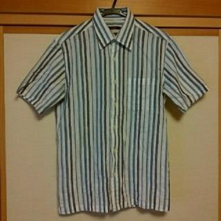 アラミス(Aramis)の最終価格  Aramis  アラミス メンズシャツ 半袖 美品(シャツ)