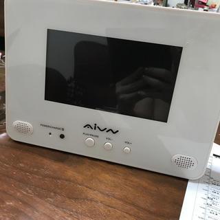 お風呂用  DVDプレイヤー 定価21000円