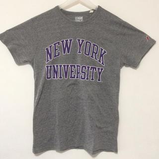 新品未使用 NYU(New York University) Tシャツ(Tシャツ/カットソー(半袖/袖なし))