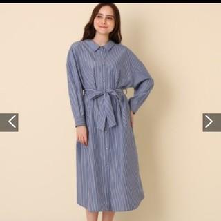 クチュールブローチ(Couture Brooch)のシャツワンピース クチュールブローチ(ひざ丈ワンピース)