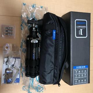 Leofoto LS-223C + LH-25 新品