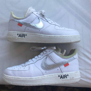 NIKE - NIKE Off-White AirForce1 ComplexCon