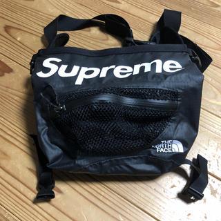 Supreme - シュプリーム❌ノースフェイス ウエストバッグ