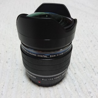 OLYMPUS - M.ZUIKO DIGITAL ED 8mm F1.8 Fisheye PRO