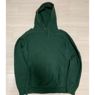 Supreme - supreme hoodie studded スタッズ 緑 M