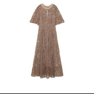 snidel - レースドレス